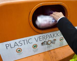 Recycling van plastic verpakkingen in EU bijna verdubbeld sinds 2005