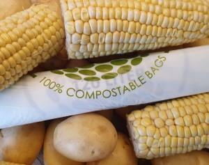 Nieuw in ons assortiment 100% Biologisch en composteerbaar
