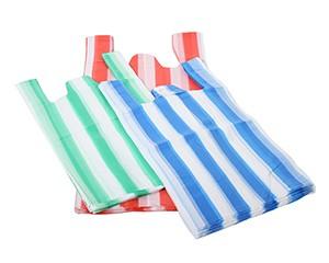 T-shirt carrier bags